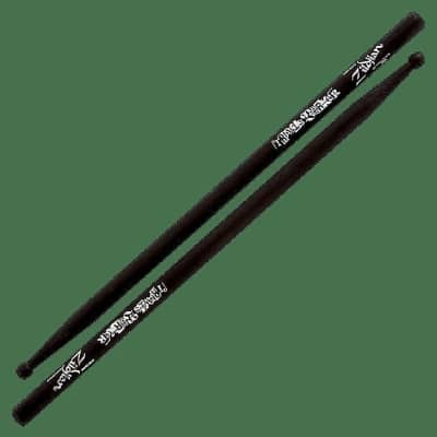 Zildjian ZASTBLK Travis Barker Signature Black (Pair) Drum Sticks