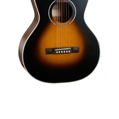 Cort Standard Series AP550 Parlor Size Acoustic Guitar, Vintage Burst for sale