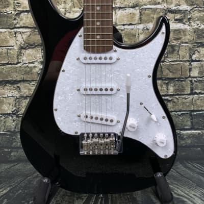 Peavey Raptor Custom Electric Guitar SSS - Black for sale