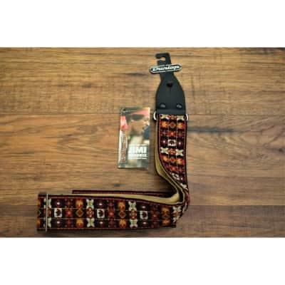 Dunlop JH-01 Festival Jimi Hendrix Authentic Adjustable Guitar Strap