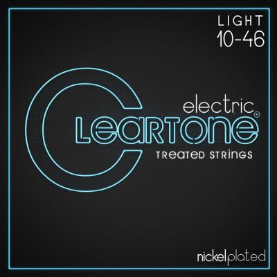Cleartone 9410 EMP Electric Guitar Strings - .010-.046 Light