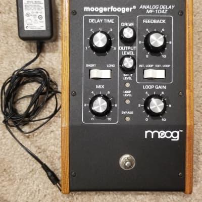 Moog Moogerfooger MF-104Z Analog Delay for sale