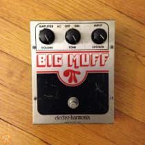 Electro-Harmonix Big Muff Pi V4 (Op Amp) 1970s Silver image