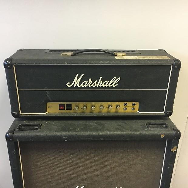 marshall jmp mkii super bass 100w 1979 ex bruce foxton the reverb. Black Bedroom Furniture Sets. Home Design Ideas