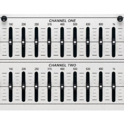 Dbx 231s 2 Series - Dual 31 Band Graphic Equalizer