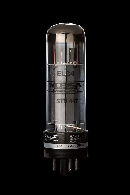 Mesa Boogie EL34 STR 447 Power Tubes (x2)