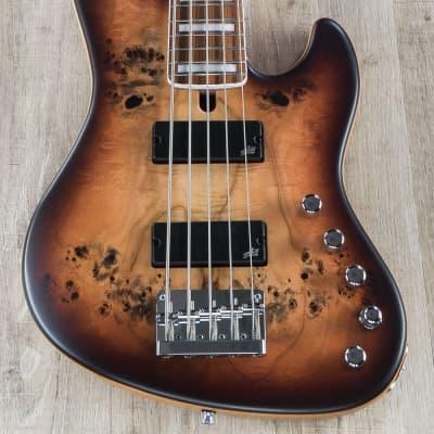 Mayones Jabba Mala 5 Federico Malaman Signature Bass, Crema - JAB1812326 for sale