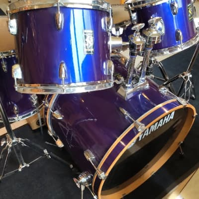 used Yamaha Rydeen Drumset w Hardware