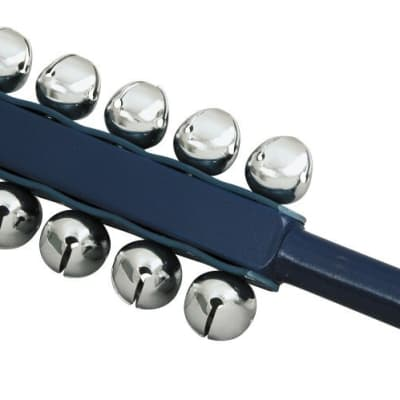 Wood Handle Rhythm Band RB2312 Medium-Density Rubber Mallets 7 3//4 Long 3//4 Diameter