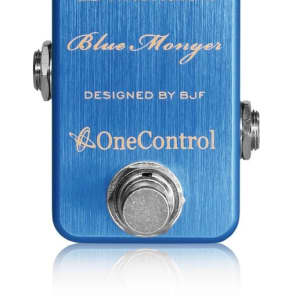 One Control BJFe  Dimension  Blue Monger for sale