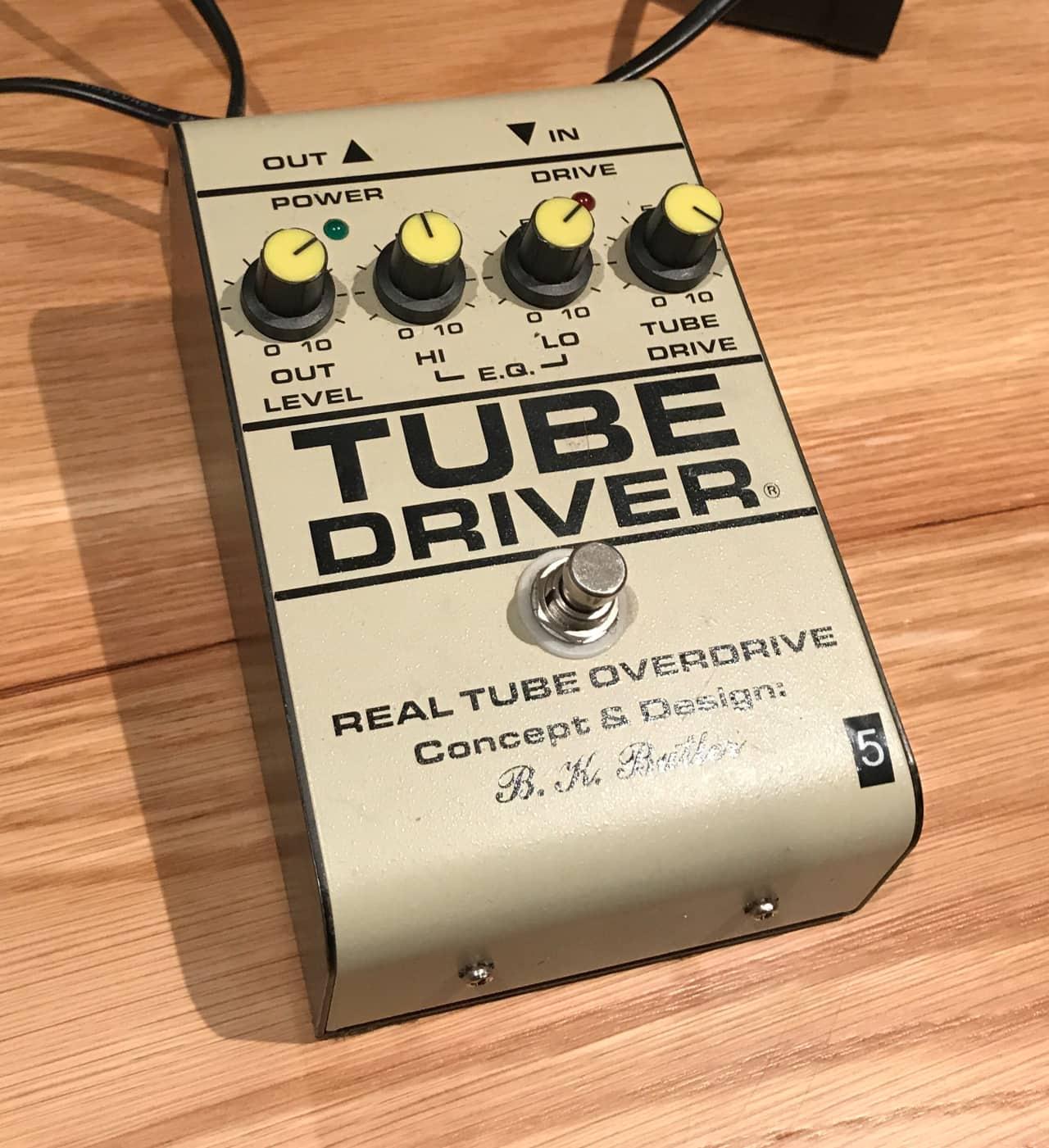 BK Butler Tube Driver | Smurphy's Gear Emporium | Reverb