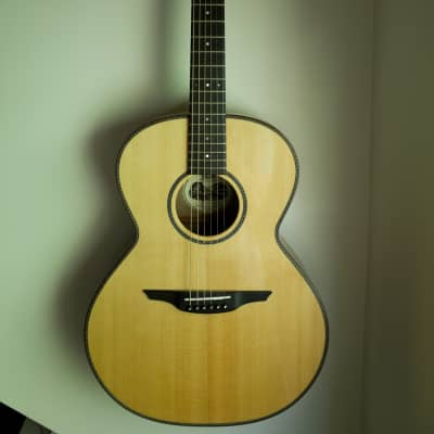 Brook Taw Acoustic Guitar, Walnut, 2020 for sale