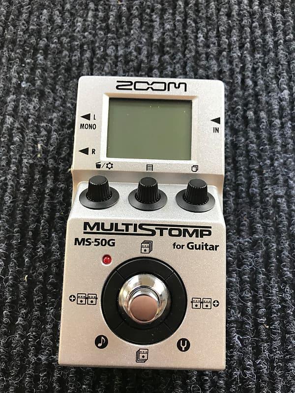 zoom ms 50g multistomp guitar pedal reverb. Black Bedroom Furniture Sets. Home Design Ideas