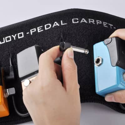 Joyo PC-1 Pedal Carpet Pedalboard