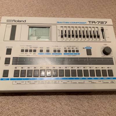 roland tr 727 sound programming. Black Bedroom Furniture Sets. Home Design Ideas