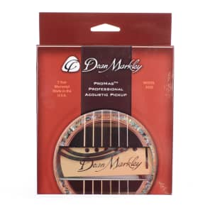 Dean Markley ProMag Professional Acoustic Soundhole Pickup for sale