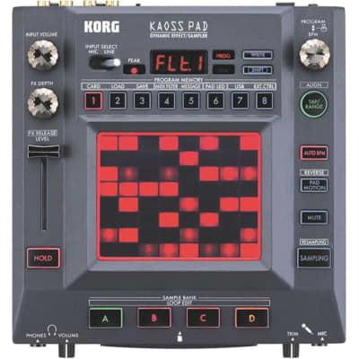 Korg KP3 Kaoss Pad 3 Dynamic Effect / Sampler