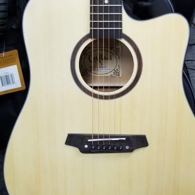 Carlo Robelli G600CE Acoustic/Electric 2020 Natural for sale