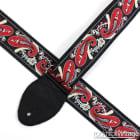 Souldier Paisley Red / Black image