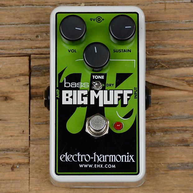 electro harmonix nano bass big muff used reverb. Black Bedroom Furniture Sets. Home Design Ideas