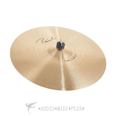Paiste 17 inch Signature Fast Crash Cymbal - 4001317-697643101999