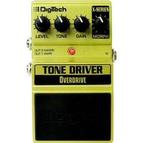 Digitech Tone Driver Overdrive Pedal for sale