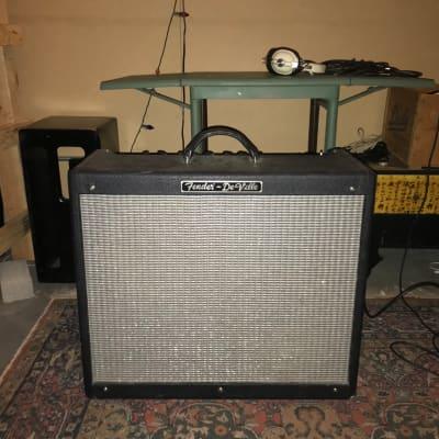 Fender Hot Rod Deville w/ master volume mod / 70s Twin Reverb speakers