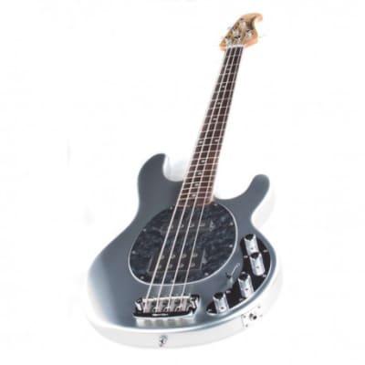 MusicMan Sterling 4 HS Pacific Blue Burst for sale