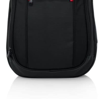 Gator Cases Pro-Go Series Electric Guitar Bag with Micro Fleece Interior and Removable Backpack Stra