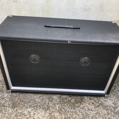 Sound City Guitar 212 Speaker Cab 122190 Speakers 60's/70s Fane 2 x 12 for sale