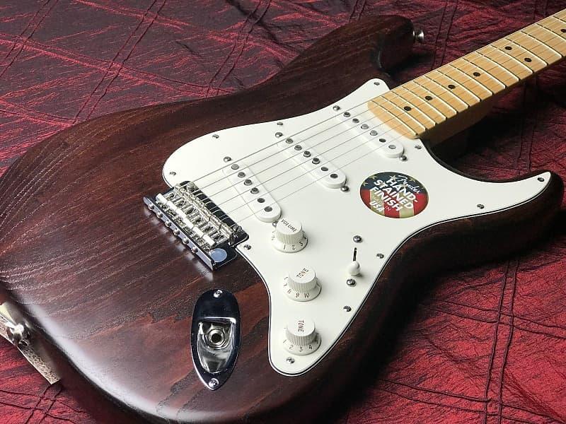 Fender Dealer Event American Standard Stratocaster Chocolate   Reverb
