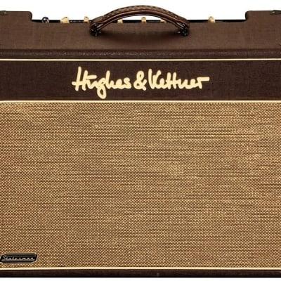 """Hughes & Kettner Statesman QUAD EL84 2-Channel 40-Watt 1x12"""" Guitar Combo"""