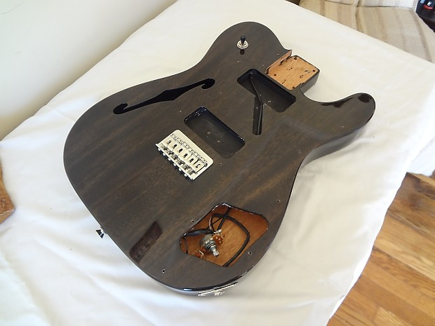 2012 fender modern player telecaster thinline deluxe p90 body reverb. Black Bedroom Furniture Sets. Home Design Ideas