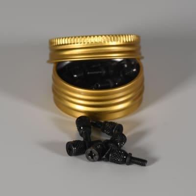 After Later Audio *Standard* M3 Rack Screws - Tin of 30 - Black