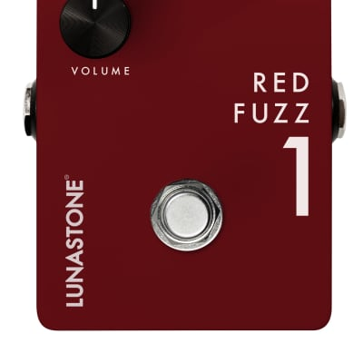 Luna Stone Red Fuzz 1