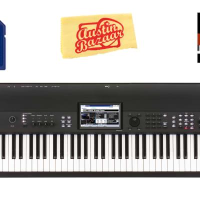 Korg Krome 88-Key Music Workstation w/ SD Card