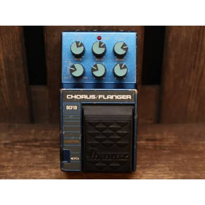 Ibanez DCF10 Digital Chorus/Flanger (s/n 163395)