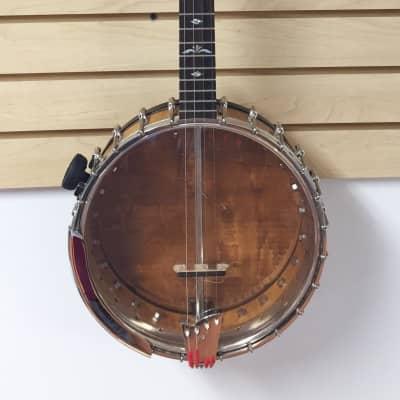 OME Juniper Jazz Plectrum 4-String Banjo for sale