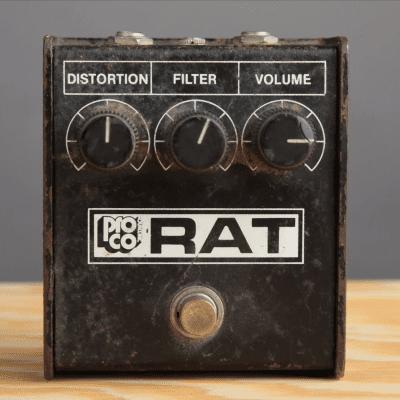 ProCo Small Box RAT 1984 - 1988