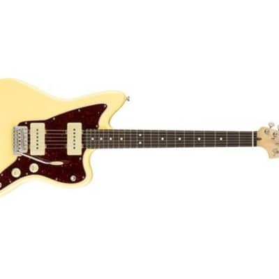 Fender American Performer Jazzmaster Electric Guitar (Vintage White) (Used/Mint)