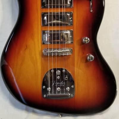 Fender Parallel Universe Volume II Spark-O-Matic Jazzmaster Electric Guitar, Rosewood Fingerboard, 3-Color for sale
