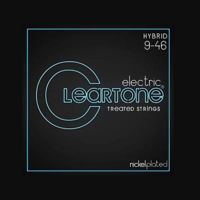 Cleartone Strings 9419 Nickel Plated Electric - Gauges: (9-11-16-26-36-46)