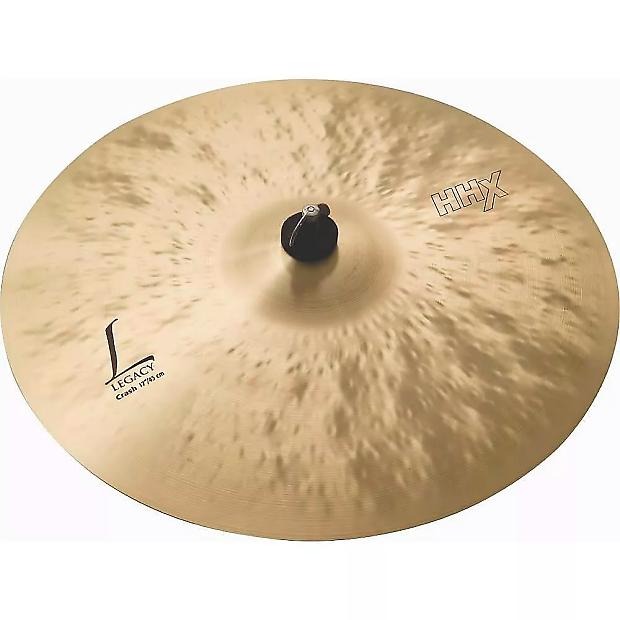 sabian 18 hhx legacy crash cymbal reverb. Black Bedroom Furniture Sets. Home Design Ideas