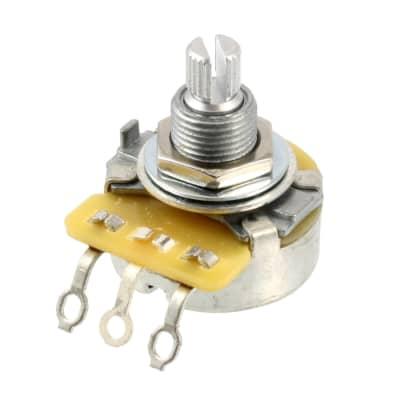 Fender CTS EP086 500k Split Shaft Audio Pot | Reverb