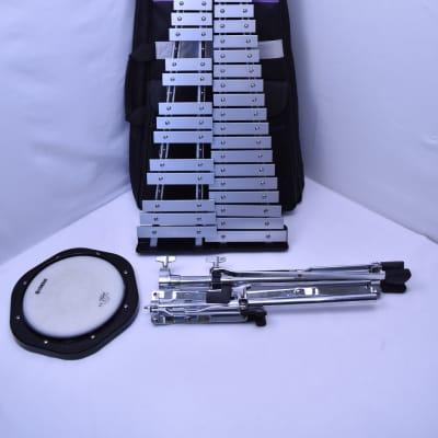 Yamaha Student Xylophone Bell Kit Glockenspiel Model SPK-275 SN 201824