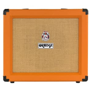 Orange CRUSH CR35RT 35-Watt 1x10 Guitar Combo with Reverb and Tuner