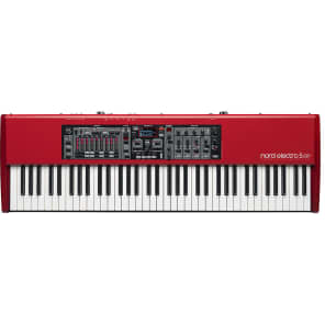 Nord Electro 5 HP 73 Stage Piano