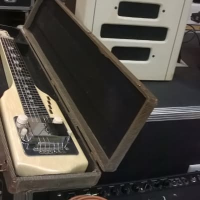 Pair of Valco  Oahu Amps w/ Oahu Lap Steel Guitar! for sale