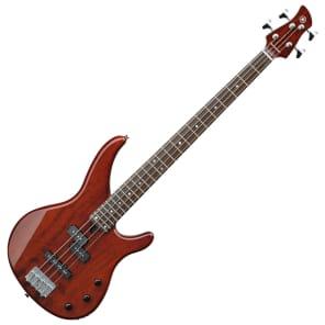 Yamaha TRBX174EW Mango Wood 4-String Bass
