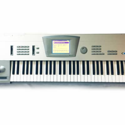 KORG Trinity 61 Synthesizer Workstation 61-Key Keyboard. Made in JAPAN. Works Great !